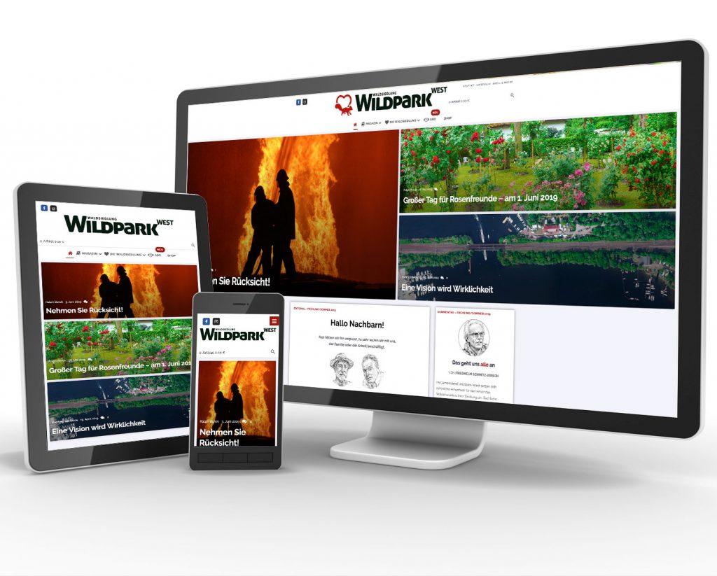Waldsiedlung Wildpark-West