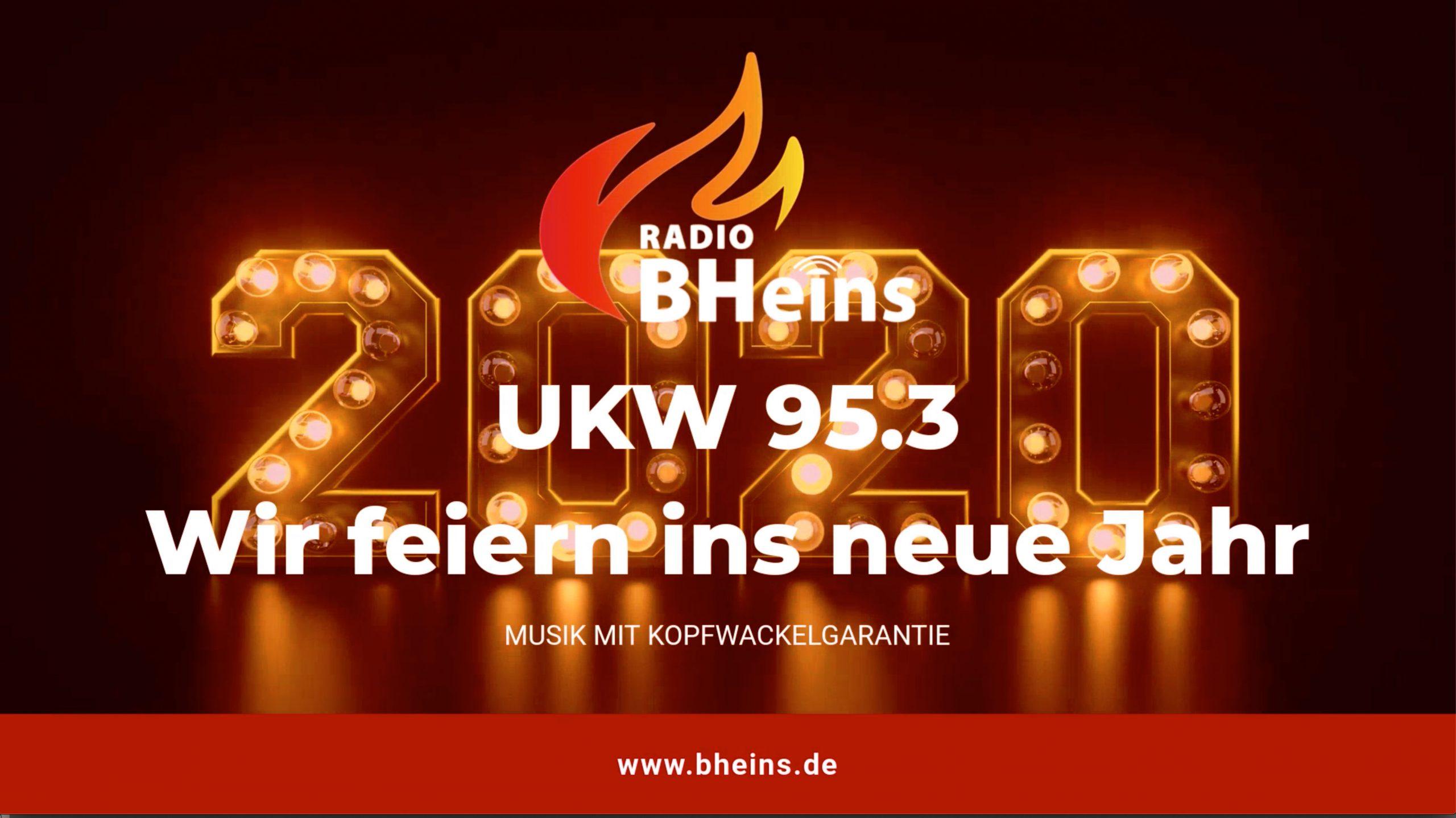 Radio BHeins Silvester 2019/20