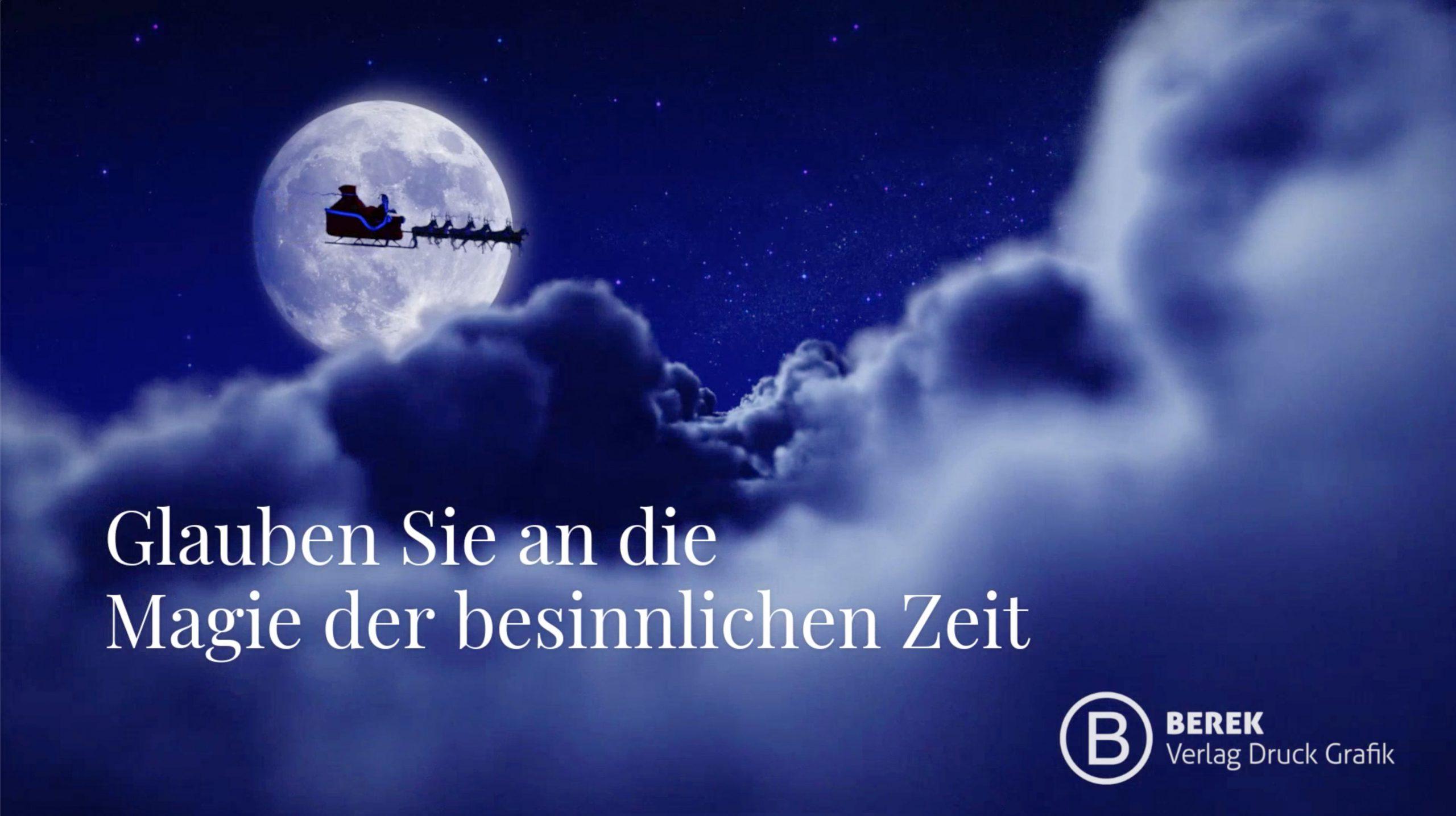 BEREK Verlag Weihnachten 2019