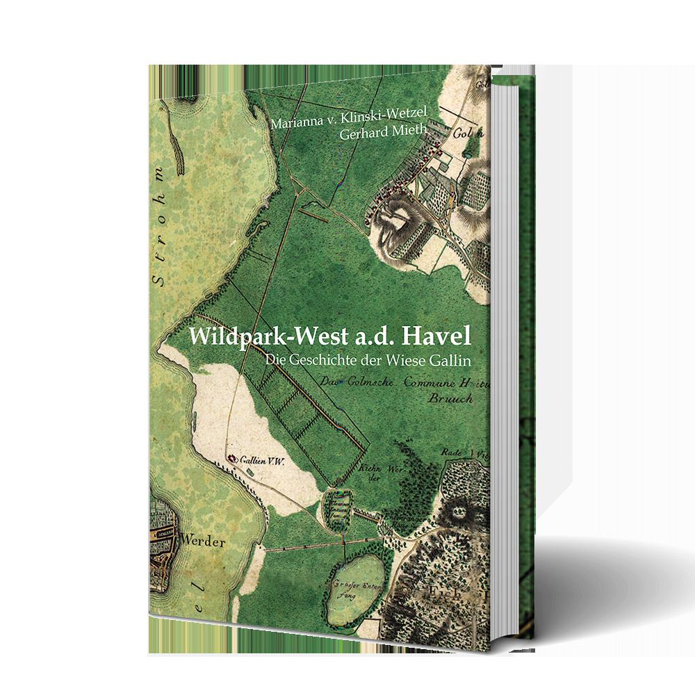 Wildpark-West a.d. Havel – Die Geschichte der Wiese Gallin